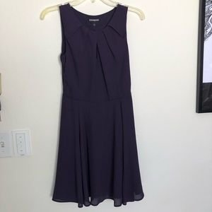 Express Chiffon Mini Dress